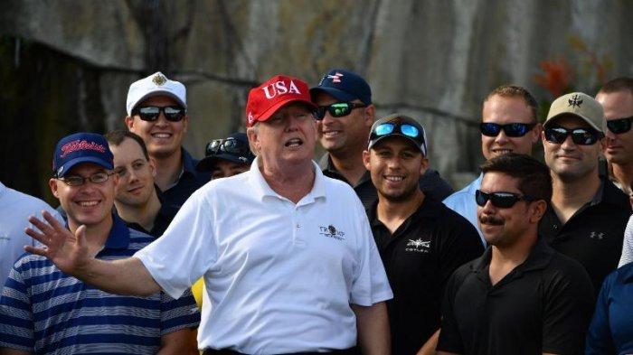 Trump Pastikan AS Tidak akan Pindah dari Timur Tengah Demi Lindungi Israel