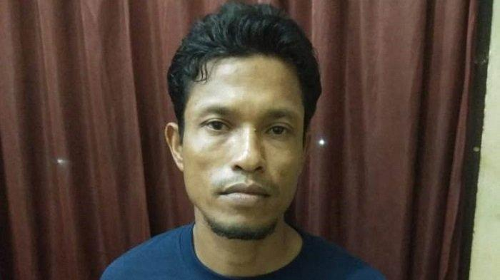 Seorang Pria di Aceh Utara Mencuri di Rumah Temannya, Mulai Sandal Jepit Sampai Tabung Gas