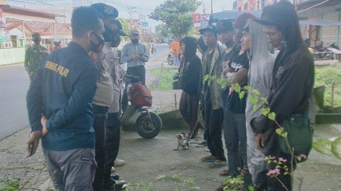Tujuh Anak Punk Asal Pulau Jawa Diamankan, Dua di Antaranya Perempuan
