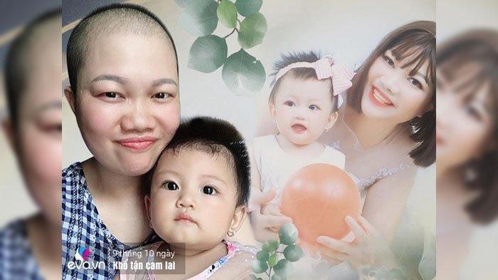 Kisah Wanita Hilang Ingatan Usai Melahirkan, Tumor Menyebar ke Otak, Nangis Tak Bisa Beri ASI Bayi