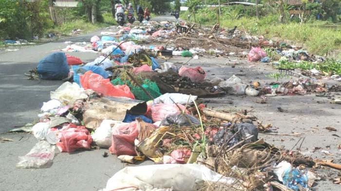 Pak Bupati Aceh Besar, Warga Ingin Jaya Butuh Bak Sampah
