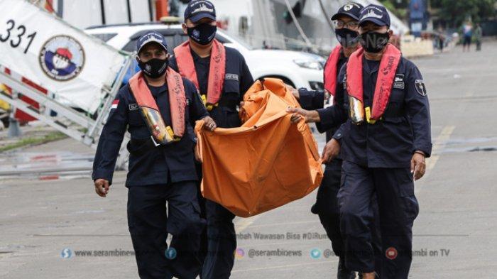 29 Jenazah Pesawat Sriwijaya yang Jatuh Teridentifikasi, Satu di Antaranya Bayi 11 Bulan
