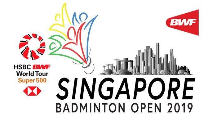 Jadwal Singapore Open 2019 - Marcus/Kevin dan Ahsan/Hendra Jalani Perang Saudara di Babak Pertama