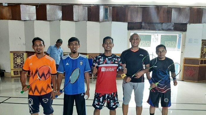 Delapan Pasangan Siap Berlaga di Kejuaraan Badminton Progsi Cup 2021