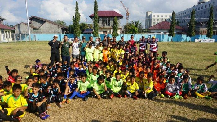 Wali Kota Buka Turnamen Usia Dini HUT LFA, Diikuti 26 SSB Dari Banda Aceh, Sabang dan Aceh Besar