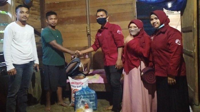 Gerakan TurunTangan Langsa Bantu Umar, Penderita Tumor Ganas di Bayeun Aceh Timur