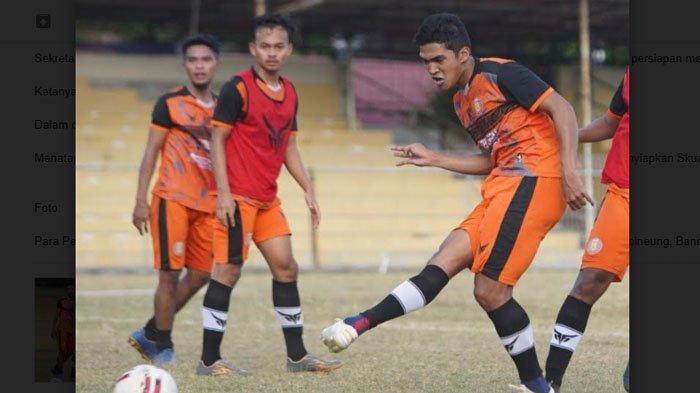 Besok, Persiraja Ujicoba Hadapi PSMS Medan di Banda Aceh, Dapat Disaksikan Secara Daring