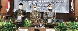 Pemkab Aceh Besar Raih WTP ke-9