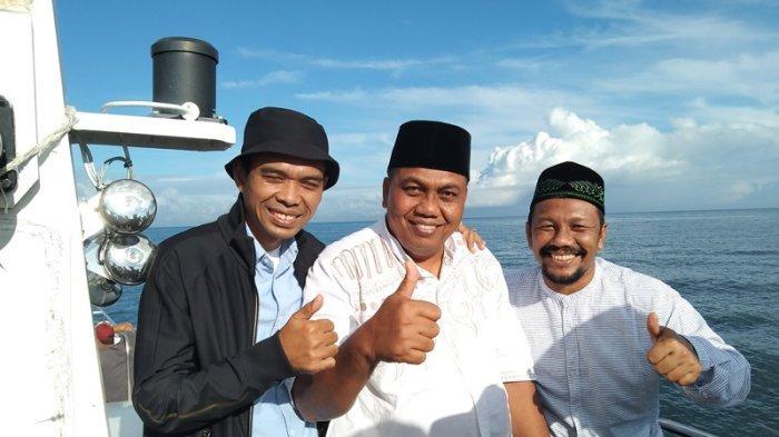 Bupati Aceh Singkil Minta Doa Ustadz Abdul Somad Investasi Uni Emirat Arab Mendatangkan Berkah