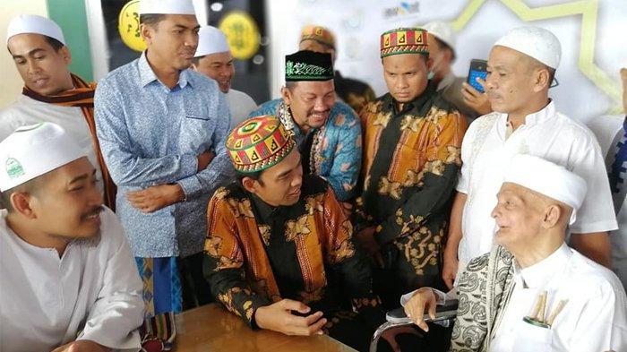 Ulama Kharimatik Aceh Habib Muhammad Meninggal Dunia, Fadhil Rahmi Posting Rencana UAS yang Gagal