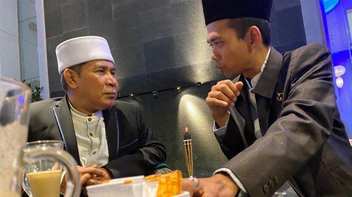 Ustaz Abdul Somad dan Tu Sop Berjumpa di Kuala Lumpur Malaysia, Serius Bicarakan Dakwah