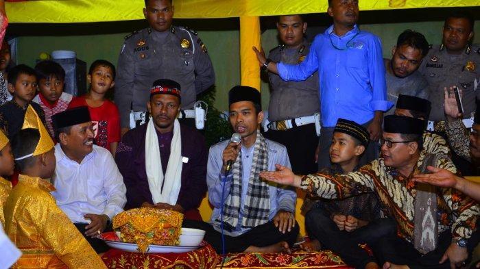 Berkunjung ke Kota Subulussalam, Ini Agenda dan Lokasi yang Dikunjungi Ustadz Abdul Somad (UAS)