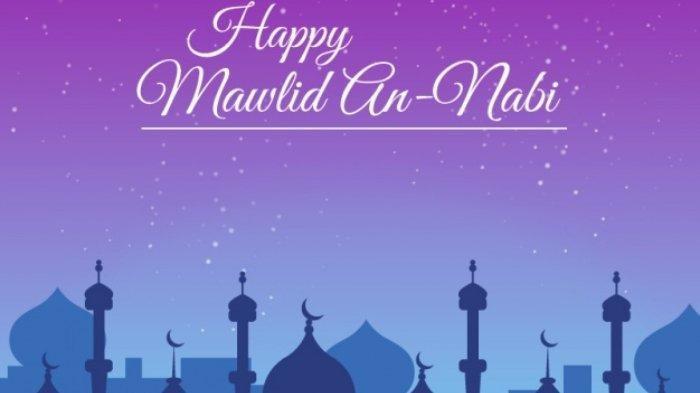 Kumpulan Ucapan Peringati Maulid Nabi Muhammad SAW 1441 H, Cocok Dibagikan di Sosmed
