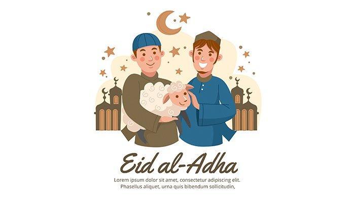 Kumpulan Ucapan Selamat Idul Adha 1442 H Bahasa Arab & Bahasa Indonesia, Bagikan Pada Kerabat