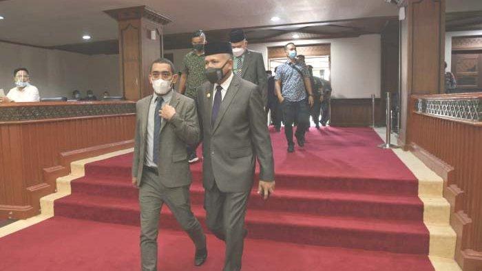 Dahlan Apresiasi Gubernur Aceh pada Sidang LKPJ 2020 Karena Sanggup Baca Laporan Setebal 48 Halaman