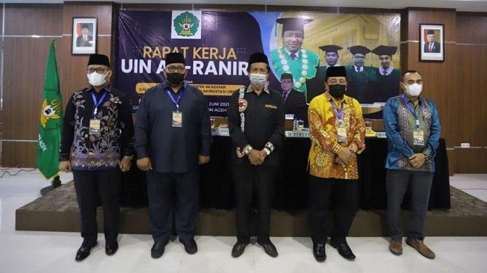 UIN Ar-Raniry Gelar Raker di Aceh Tengah