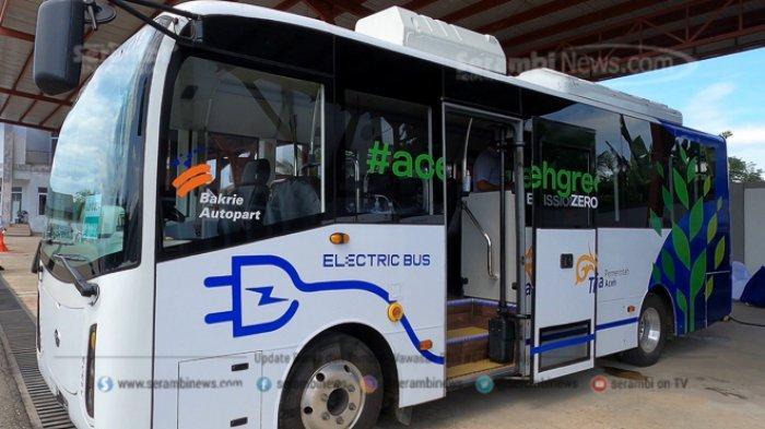 FOTO - Gubernur Nova Uji Coba Bus Listrik Pertama di Aceh, Hari Diuji Keliling Kota Banda Aceh - uji-coba-bus-listrik-3.jpg