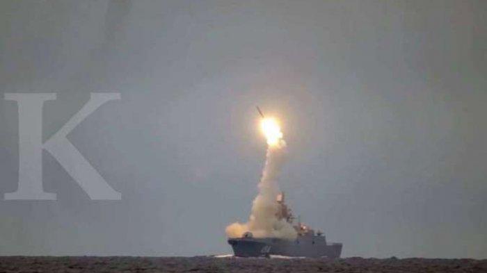 Pentagon Akui Khawatir Kehadiran Rudal Hipersonik Tsirkon yang Diuji Coba Rusia
