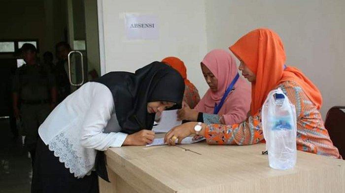 Hari Pertama Tes CPNS Pemkab Aceh Selatan Berjalan Lancar