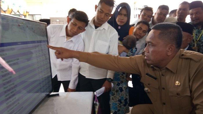 Bupati Aceh Singkil: PNS jangan Cengeng