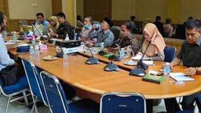 DPRK Aceh Selatan dan Maneger ULP PLN Bahas Kesiapan Pasokan Listrik Selama Ramadhan