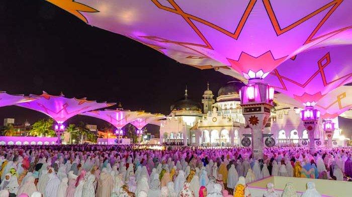 Beda Waktu Beda Pahala, Ini Kumpulan Pahala Shalat Tarawih dari Malam Pertama Ramadhan Hingga Akhir