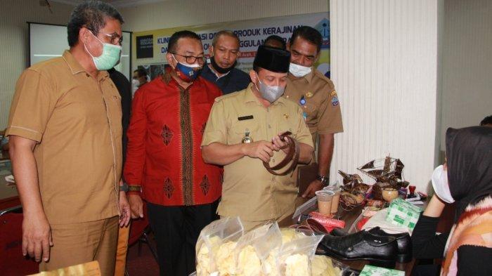 Pemkab Pidie Jaya Bina Pengembangan UMKM Lewat Tiga Sektor