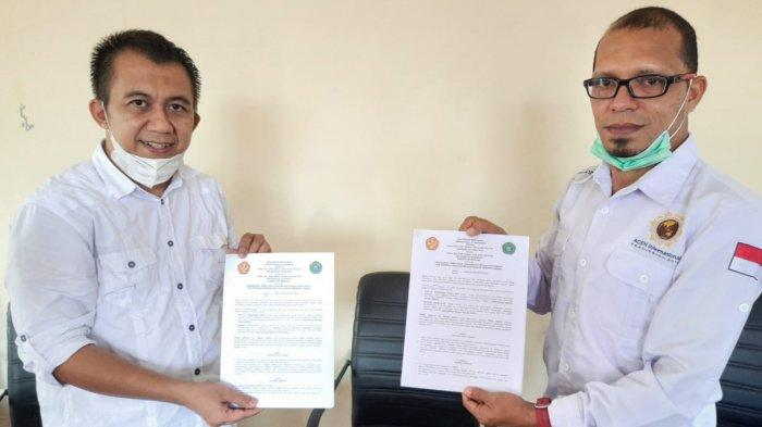 Umuslim Bireuen Jalin Kerjasama Dengan Fisip Universitas Tadulako Sulawesi Tengah