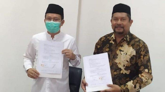 Dua Rektor Baru Bertemu, Sepakat untuk Memperkuat Kualitas Pendidikan