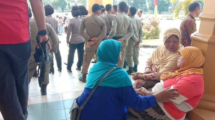 Pedagang Unjuk Rasa Minta Pemkab Aceh Tamiang Tinjau Ulang Rekayasa Lalu Lintas