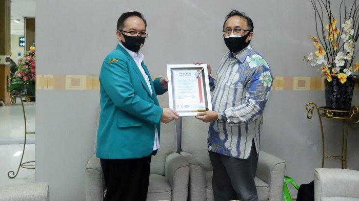 Unsyiah Raih Penghargaan ISO