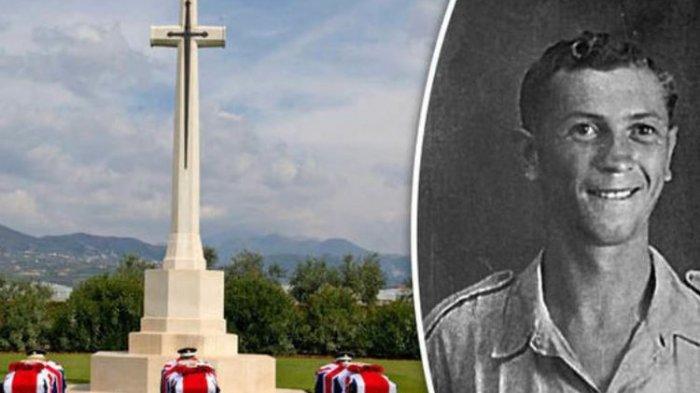 Identitas Dua Tentara Perang Dunia II Ini Terungkap Setelah74 Tahun Kematiannya