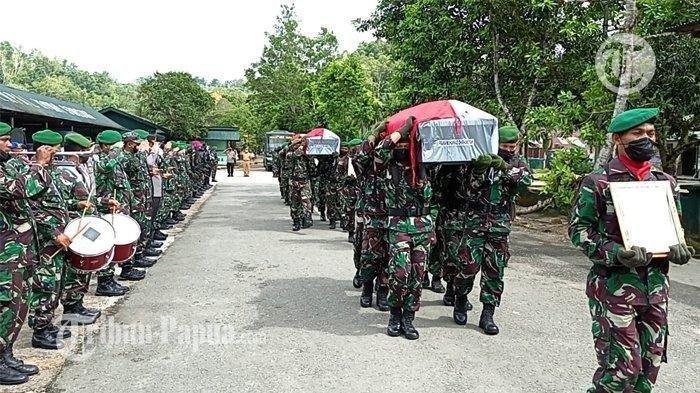 KNPB Disebut Aktor Pembunuhan 4 Prajurit TNI di Maybrat Papua Barat