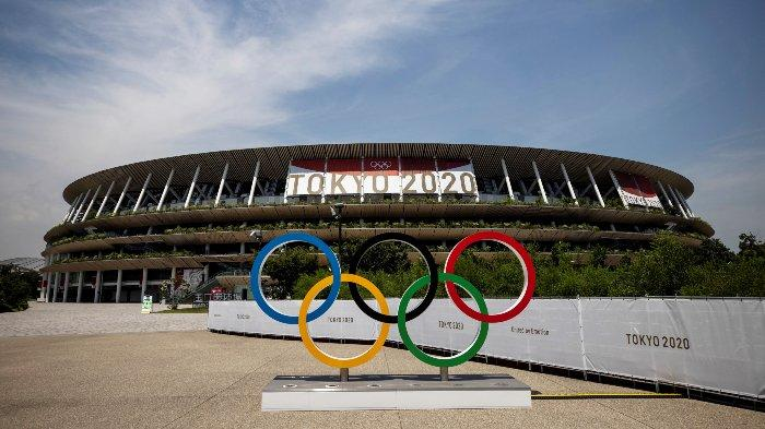 Live Streaming Upacara Pembukaan Olimpiade Tokyo 2020, Lifter Aceh Jadi Pembawa Bendera Indonesia