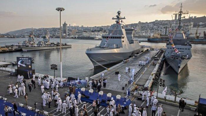 Israel Datangkan 7 Kapal Misil Baru, Untuk Serang Iran?