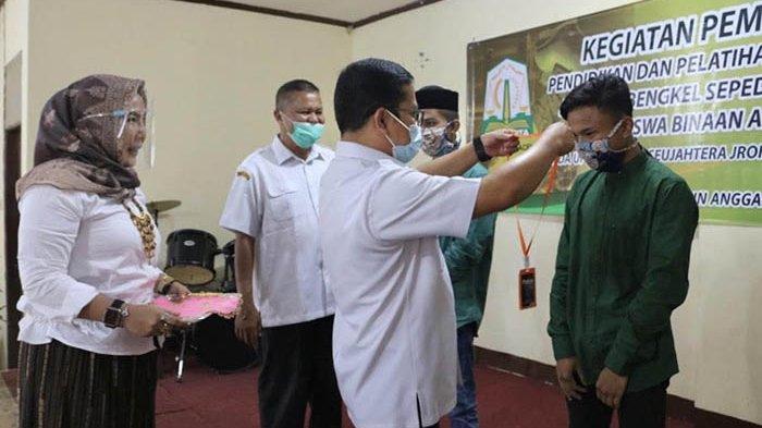 Di UPTD RSJN, Dinsos Aceh Cetak Ahli Perbengkelan dan Las