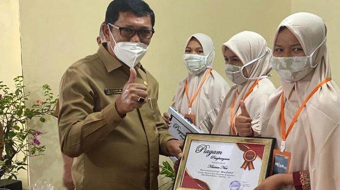 Pelatihan Remaja Putus Sekolah Ditutup, Ini Pesan Kadis Sosial Aceh