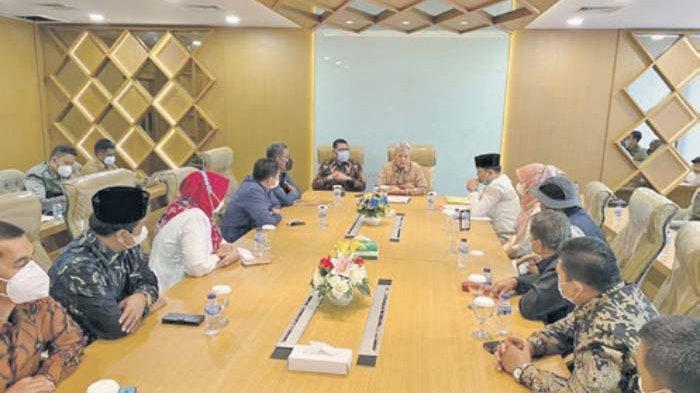 DPRA Kembali Lobi Komisi II, Agar Pilkada Aceh Terlaksana 2022