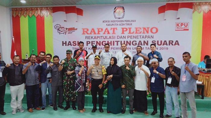 Hasil Rekap Terdapat Selisih Jumlah DPK di Banda Aceh