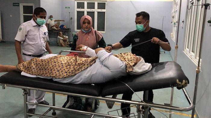 Usai Disuntik Vaksin Covid-19, Empat Tenaga Kesehatan di Aceh Utara Dilarikan ke RSU Cut Meutia