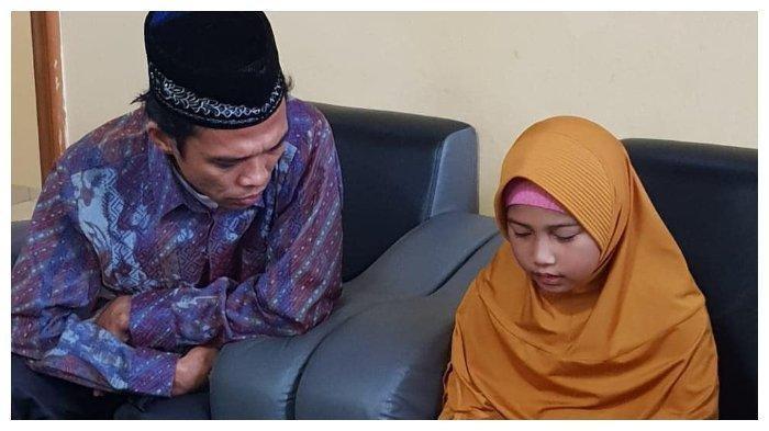 Bagikan Kisah Annisa Zahra yang Hafal Al Quran 30 Juz, Ustaz Abdul Somad: 24 Jam Dengar MP3 Al Quran