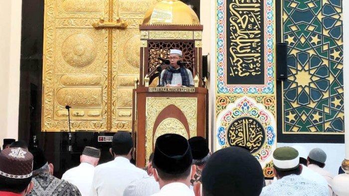 Pentingnya Berdzikir dan Bersyukur kepada Allah, Ustadz Faizal: Kita Punya Allah Sebagai Sandaran
