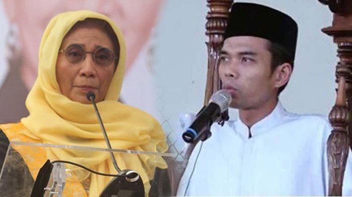 Tak Disangka! Ustaz Abdul Somad Balas Pantun Menteri Susi, Begini Reaksi Sang Menteri