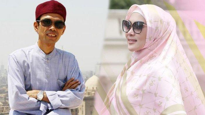 Kepada Ustaz Abdul Somad (UAS), Syahrini Ungkap Soal Calon Suami dan Alasan Belum Berhijab