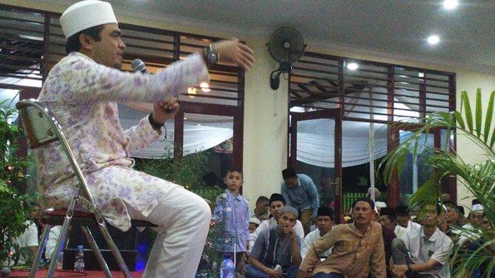 Ceramah Maulid Warga Aceh di Jakarta, Ustaz Makher: Rasul Pernah Alami Seperti Ustaz Abdul Somad
