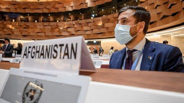 Utusan Afghanistan di PBB Tuduh Taliban Langgar Janji Melindungi Perempuan dan HAM
