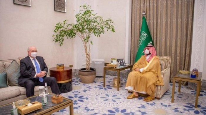 Utusan AS Temui Putra Mahkota Arab Saudi, Minta Dukungan Akhiri Perang Saudara di Yaman