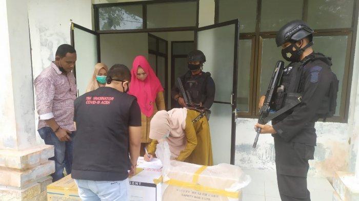 Aceh Dapat Tambahan 60.000 Dosis Vaksin Covid-19, Total Menjadi 211.440 Dosis Vaksin