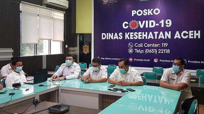 Dinkes Aceh Distribusikan Vaksin Covid-19, Banda Aceh Dapat Dua Kali Lipat dari Aceh Besar