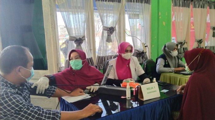 Antisipasi Stok Vaksin Menipis, Ini yang Dilakukan Dinkes Aceh Singkil